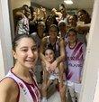 Basketbol FIBA Kadınlar Avrupa Kupası B Grubu ilk maçında Elazığ İl Özel İdare, sahasında Macaristan