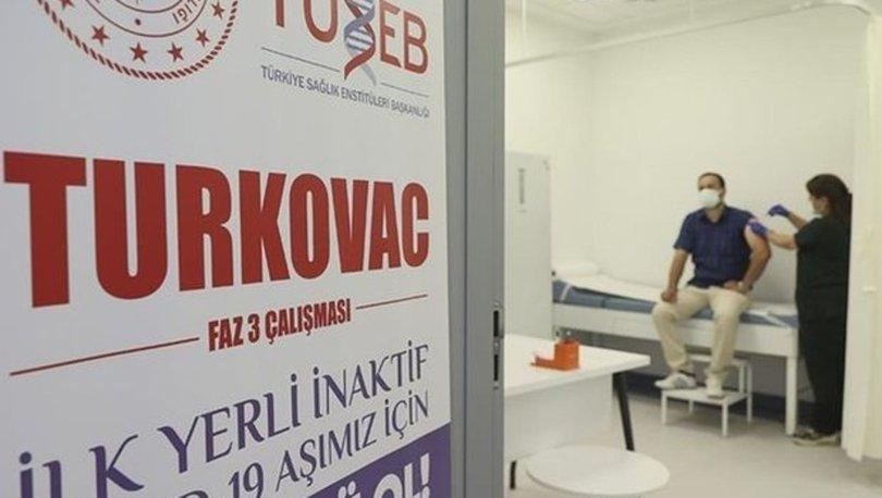 Turkovac aşı randevusu nasıl alınır? Alo 182, e-Nabız Turkovac gönüllü olma ve e-Nabız giriş ekranı