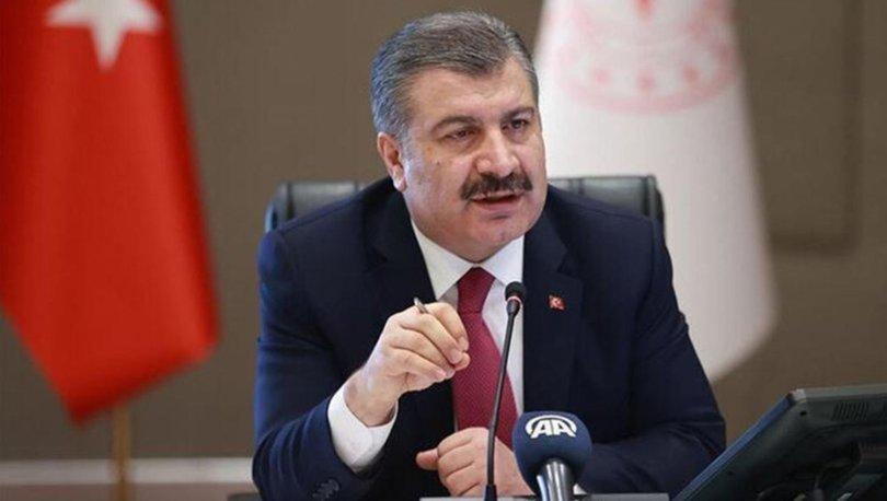 Sağlık Bakanı Fahrettin Koca: Kendi aşımız devreye girecek