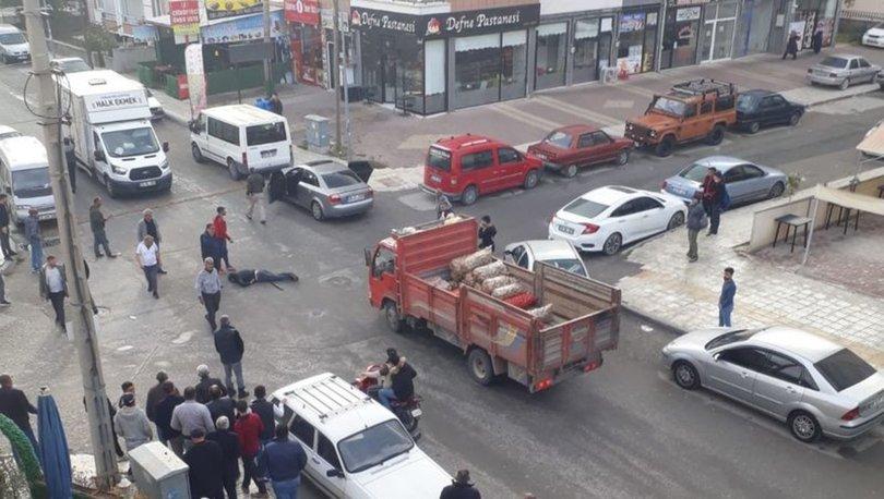 KARDEŞ DÜELLOSU! Son dakika: Çorum'da sokak ortasında kanlı çatışma - Haberler