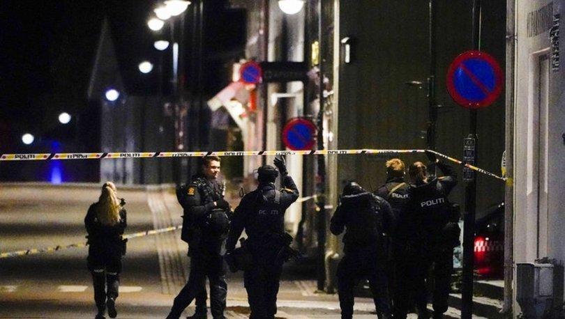 SON DAKİKA | Norveç'te oklu saldırı düzenlendi: Çok sayıda ölü var