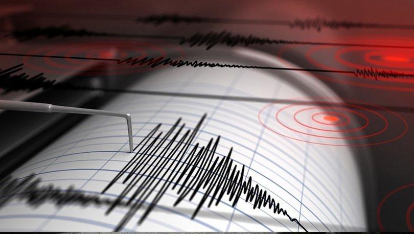 Deprem mi oldu, nerede, kaç büyüklüğünde? 13 Ekim AFAD - Kandilli Rasathanesi son depremler listesi