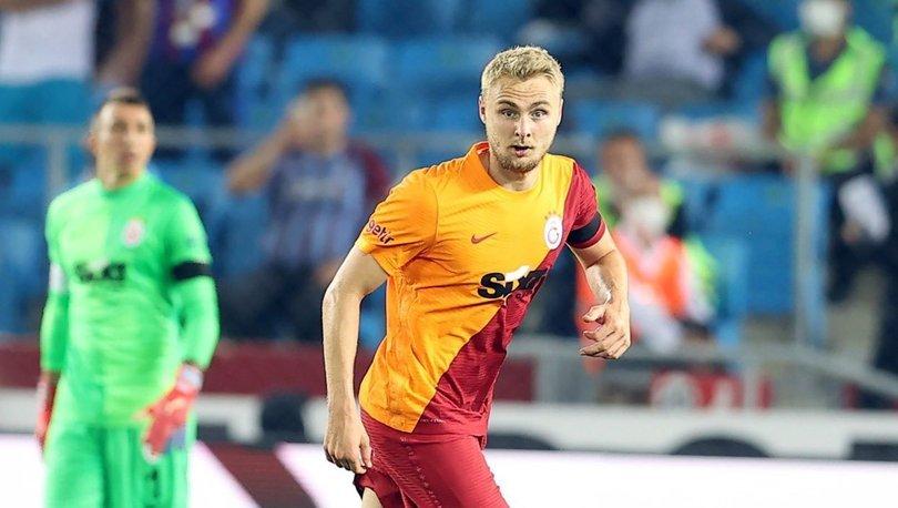 Nelsson transferini anlattı: Galatasaray'ı duyunca bitti zaten...