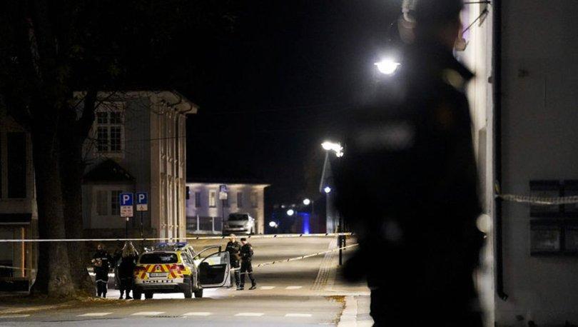 Norveç'te okula saldırı! Son dakika: Zanlı Müslümanlığa yeni geçmiş