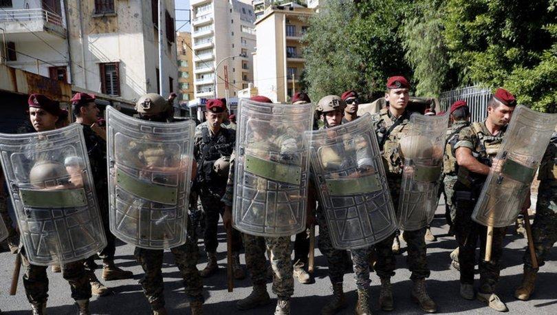 SON DAKİKA: Beyrut patlamasına ilişkin soruşturmayı protesto edenlere ateş açıldı: Ölü ve yaralılar var!
