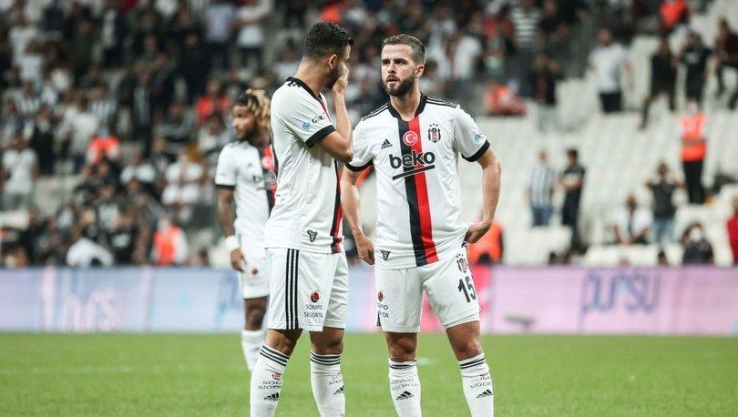 Son dakika haberi Beşiktaş'ta 5 eksik!