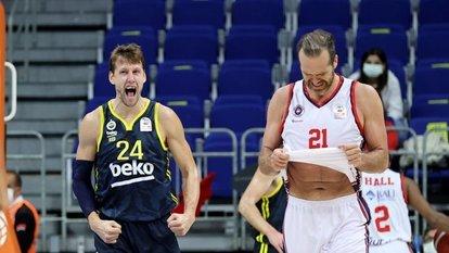 Fenerbahçe 39 sayı farkla kazandı