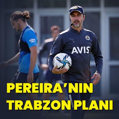 Fenerbahçe'nin Trabzonspor planı
