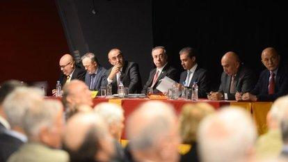 Galatasaray Genel Kurulu toplanıyor