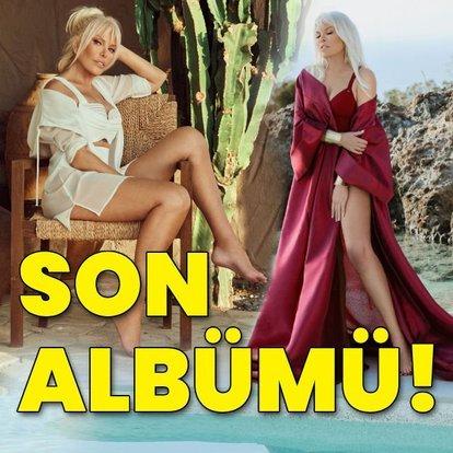 Ajda Pekkan'ın son albümü!