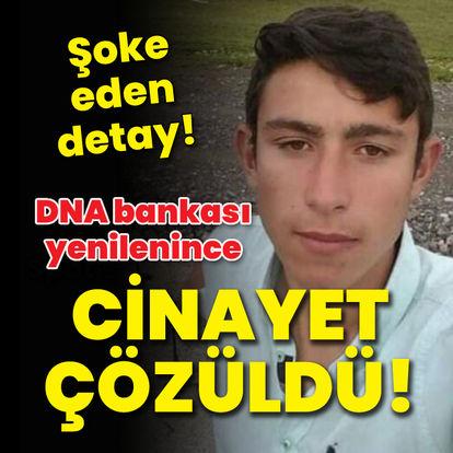 DNA bankası yenilenince cinayet çözüldü!