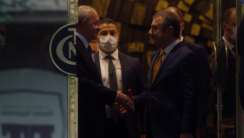 Kılıçdaroğlu'ndan TCMB ziyareti sonrası açıklama