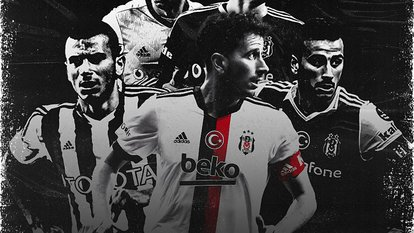 Beşiktaş'ta 3'üncü dalyasını yaptı