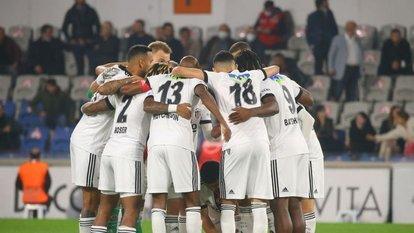 Beşiktaş'ta sakatlık kabusu sona erdi