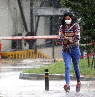 Sağanak yağmur var! Bu bölgeler için sel uyarısı