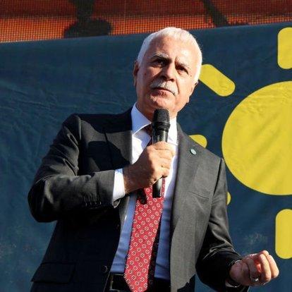 İYİ Partili Aydın'dan 'siyasi cinayetler' görüşmesi