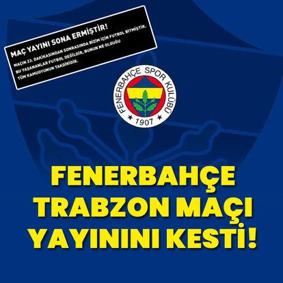 Fenerbahçe'den flaş hareket!
