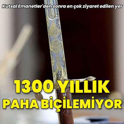 1300 yıllık... Paha biçilemiyor!