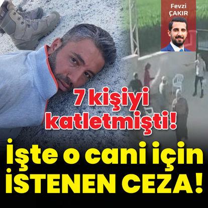 Konya'daki katliamda soruşturma tamamlandı!
