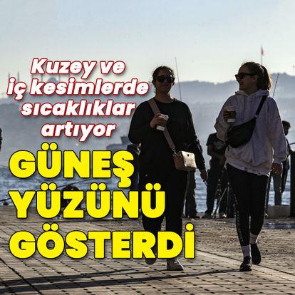 Türkiye güneşli bir gün geçirecek