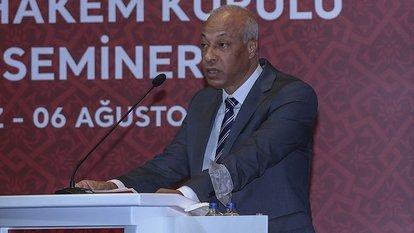 MHK Başkanı Serdar Tatlı istifa etti