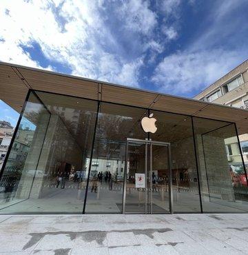Apple Bağdat Caddesi'nde