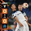 Lazio ile Marsilya yenişemedi!