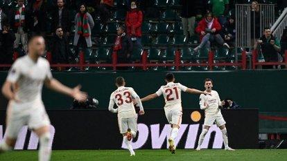 Galatasaray, Moskova'yı da devirdi