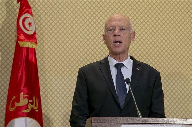 Said açıkladı: Tunus'ta yeni ulusal diyalog başlatılacak