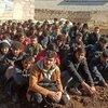 Sınırda 188 düzensiz göçmen yakalandı