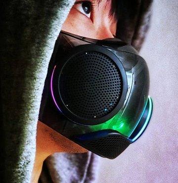 Bu maske oyuncular için!