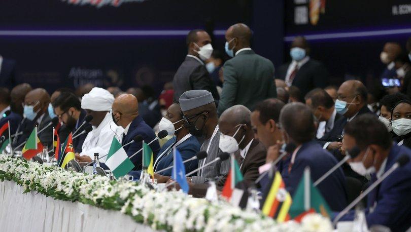 Afrika ile 50 milyar dolar ticaret hedefi