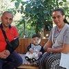 Pitbull, baba ve 11 aylık oğlunu hastanelik etti