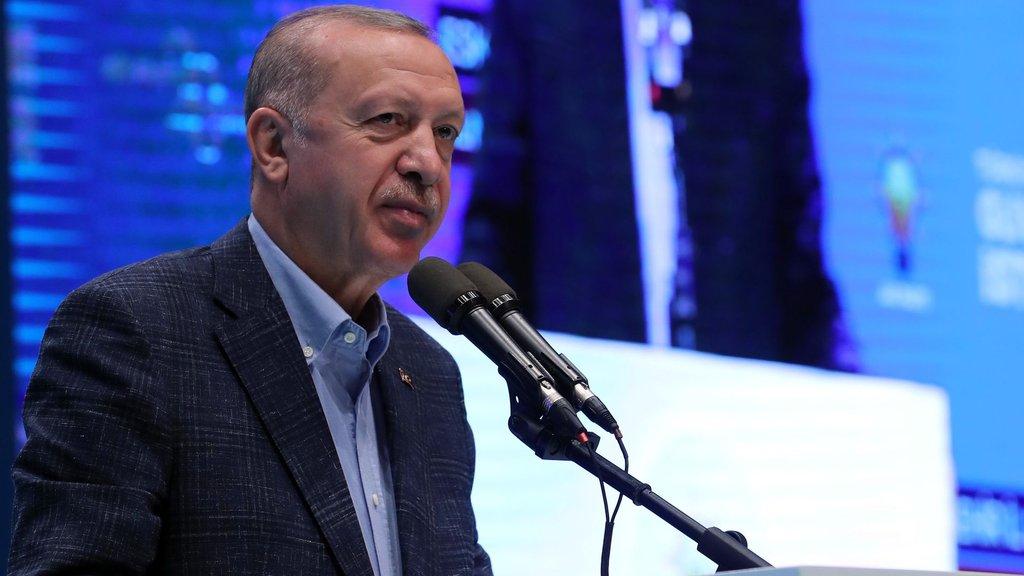 Cumhurbaşkanı Erdoğan 52 fabrikanın açılışını yaptı
