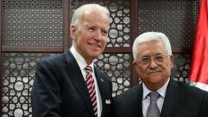 Abbas'tan Biden'a 'Doğu Kudüs' çağrısı