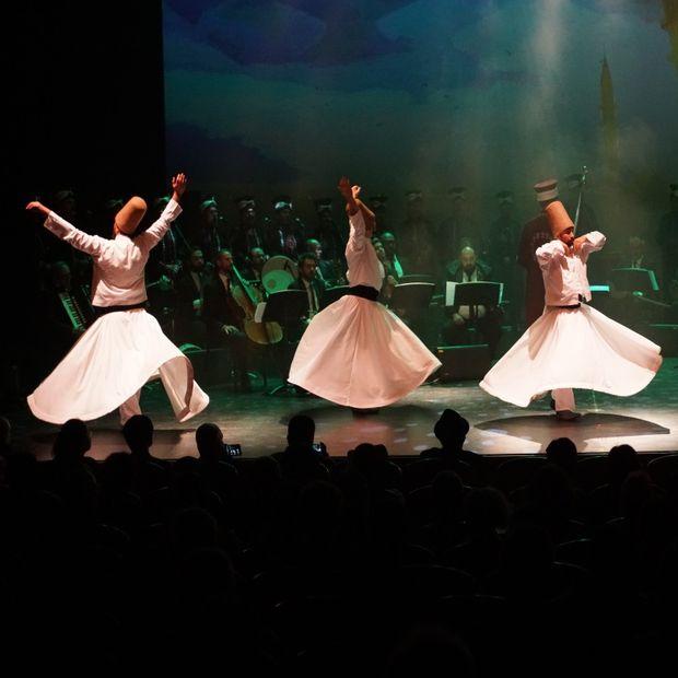 AKM'de 'Mozaik' konseri