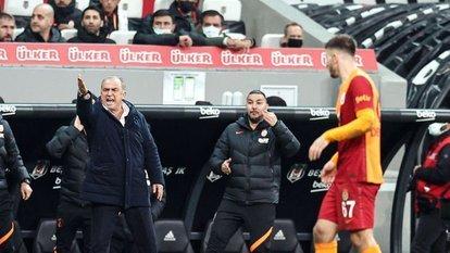 Fatih Terim'den penaltı tepkisi!