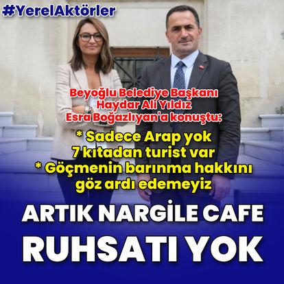 """""""Beyoğlu, ideolojik hesaplaşmaya kurban edilmemeli"""""""