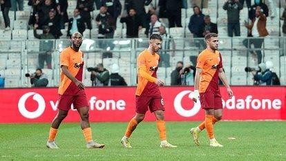 Galatasaray yarışta yara aldı