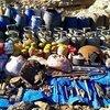Teröristlerin yaşam malzemeleri ele geçirildi