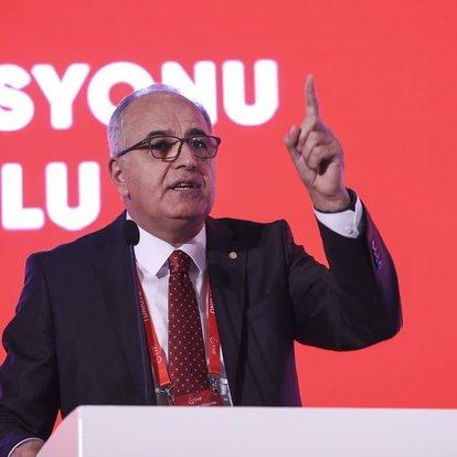 Üstündağ yeniden TVF başkanı