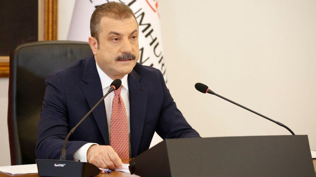 TCMB Başkanı Kavcıoğlu'ndan cari açık ve kur mesajı