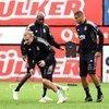 Beşiktaş, Hatayspor'a hazırlanıyor