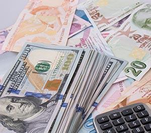 100 Türk Lirası Kaç Dolar