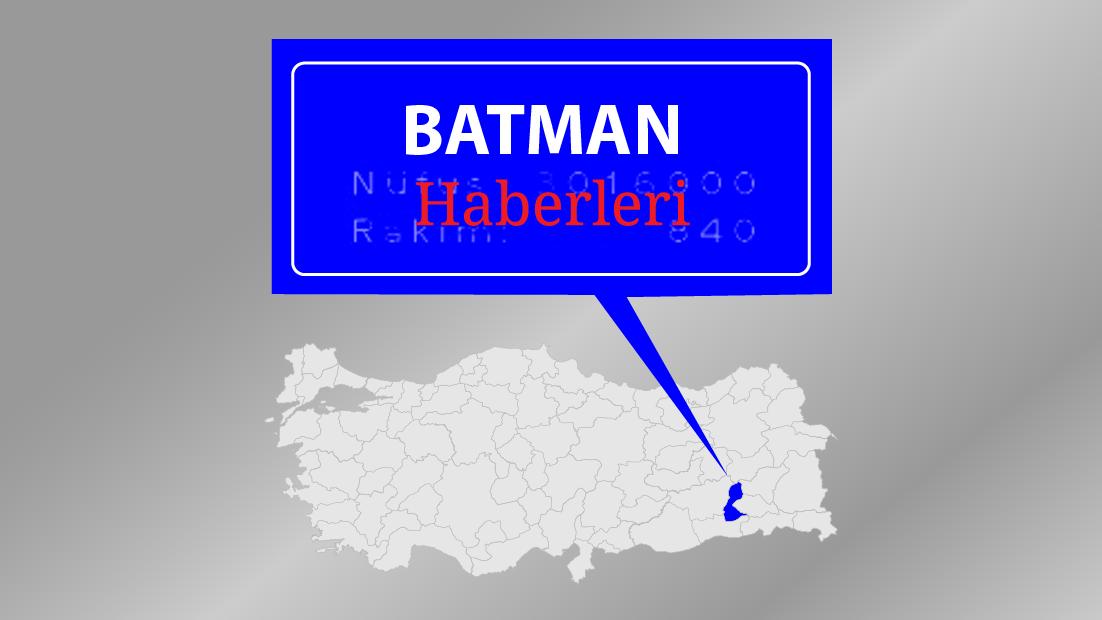 Batman'da 5 milletvekilliğinden 4'ü HDP, 1'ini AK Parti kazandı