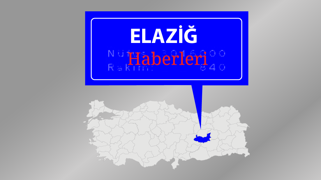 Elazığ'da 78 köy yolu kar nedeniyle kapandı