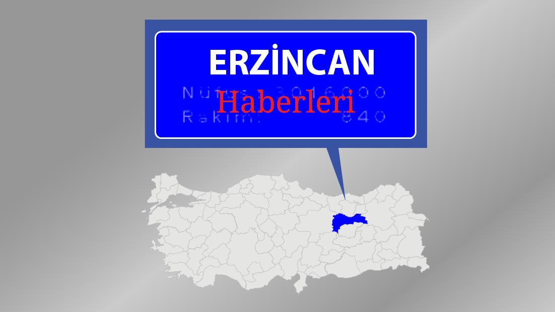 Erzincan'da FETÖ/PDY operasyonu