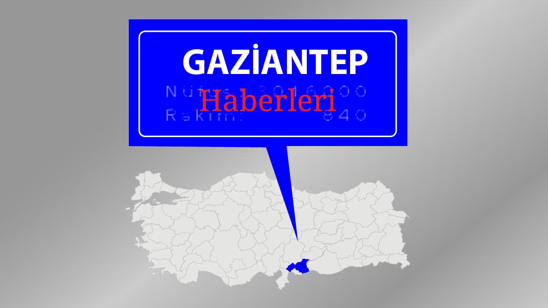 Gaziantep'teki FETÖ/PDY operasyonu
