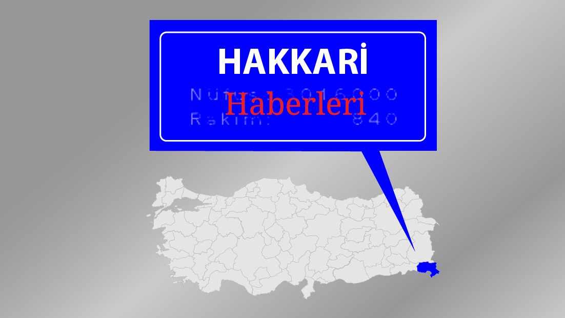 Hakkari'de 30 bölge, 'Özel güvenlik bölgesi' ilan edildi