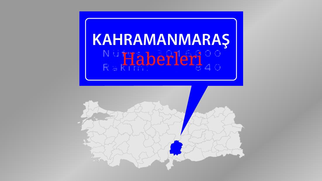Kahramanmaraş'ta Polis Haftası 5 kişiyle kutlandı